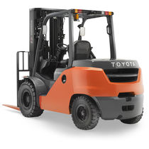 LPG-Gabelstapler / Gas / Diesel / Sitz