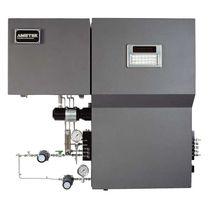 Überwachungssystem für Daueremissionen / Konzentration / Gas / Luft