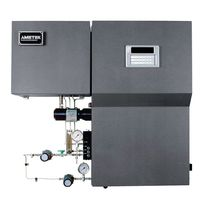 Gasanalysator / Sauerstoff / Schwefelwasserstoff / Konzentration