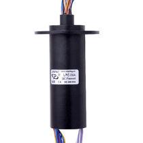 Schleifring zur Leistungs- und Signalübertragung / Kapsel / Hochstrom