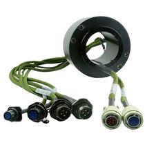Schleifring zur Leistungs- und Signalübertragung / Vibrationsverdichter / für rauhe Umgebung