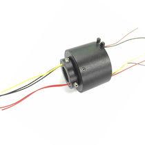 Schleifring zur Leistungs- und Signalübertragung / Vibrationsverdichter / hohe Drehzahl