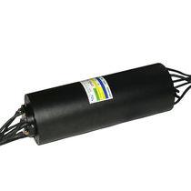 Schleifring zur Leistungs- und Signalübertragung / Vollwelle / für Meßgeräte / Mehrweg