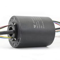 Ethernet-Schleifring / PROFIBUS / elektrisch / Hohlwelle