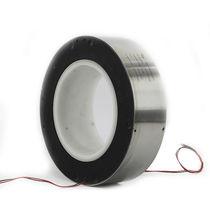 Elektrischer Schleifring / für Kräne / für Banderolenaufbringmaschinen / mit großem Durchmesser
