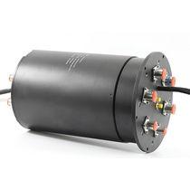 Elektrischer Schleifring / für CAN-Bus / PROFIBUS / Sacklochwelle