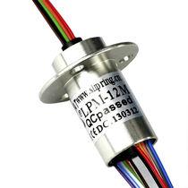 Elektrischer Schleifring / Kapsel / für LED-Beleuchtung / 12 Schaltungen