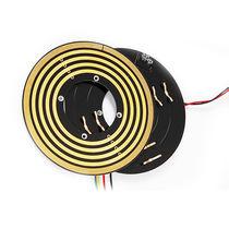Vibrationsverdichter-Schleifring / Pancake Typ / kompakt