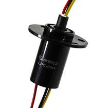 Schleifring zur Leistungs- und Signalübertragung / Kapsel / kompakt