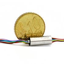 Elektro-optischer Schleifring / Kapsel / für Drohnen / Robotertechnik