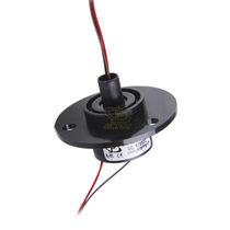 Schleifring zur Leistungs- und Signalübertragung / Kapsel / für Windkraftanlage