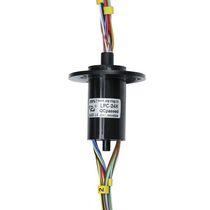 Elektrischer Schleifring / für Infrarotkamera / für Videoüberwachungsanwendung / mit Lärmschutz¨