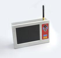 LCD-Monitor / TFT / einbaufähig / mit hoher Helligkeit