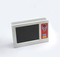 LCD-Monitor / einbaufähig / kompakt / sonnenlichttauglich