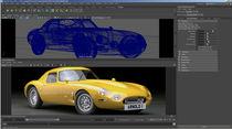 Animations-Software / für realistische Wiedergabe / 3D