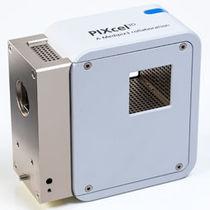 3D-Detektor / Halbleiter
