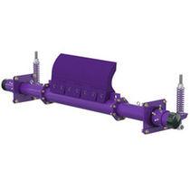 Vorabstreifer für Förderband / pulverbeschichteter Stahl