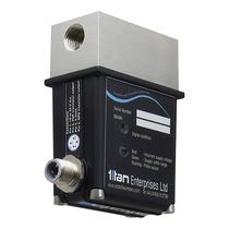 Ultraschall-Durchflussmesser / für Flüssigkeiten / Edelstahl / IP65