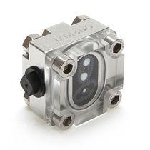 Ovalrad-Durchflussmesser / für Flüssigkeiten / kompakt / robust
