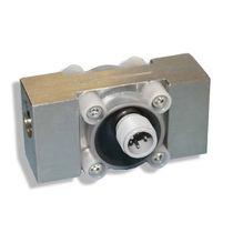 Turbinen-Durchflussmesser / für korrosive Flüssigmedien / in Reihe