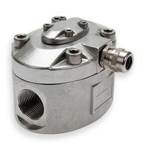 Ovalrad-Durchflussmesser / für Wasser / in Reihe