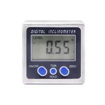 Digitaler Neigungsmesser / mit LCD-Display / für Winkelmessung
