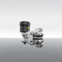 Bremszange mit Scheibe / gefederte Spannung / mit hydraulischer Lockerungssteuerung