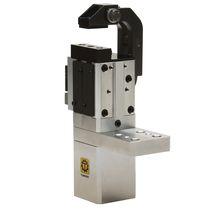 Winkel-Greifzange / pneumatisch / kompakt
