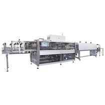 Automatische Schrumpffolienverpackungsmaschine / für Flaschen / Karton / für Schrumpffolienverpackung