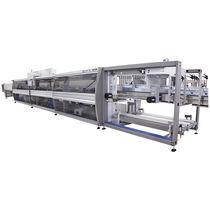 Automatische Schrumpffolienverpackungsmaschine / für Flaschen / für Schalen / für Schachteln