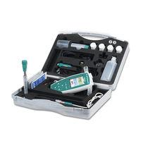 Tragbares pH-Messgerät / Labor / digital / mit Leitfähigkeitsmessung
