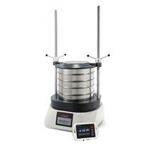 Analysen-Siebmaschine / für Pulver / für pharmazeutische Anwendung / Kontroll / mit Kreisschwingung