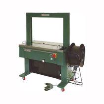 Karton-Umreifungsmaschine / Paket / mobil / halbautomatisch