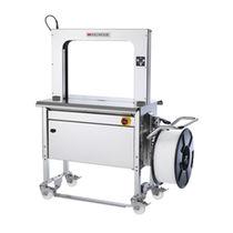 Vertikale Umreifungsmaschine / für Rohre / mobil / halbautomatisch