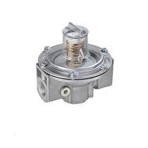 Gasdruckregler / für Luft / einstufig / Membran