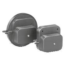 Druckschalter für Luft / Membran / für Industrieanwendungen