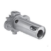 Erdgasbrenner / steuerbar / atmosphärisch