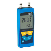 Druckmessgerät / elektronisch / für Gas / Luft