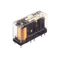 Elektromechanisches Relais / DC / mit zwangsgeführten Kontakten / Leistung / Miniatur