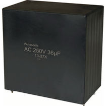 Kondensator mit metallisierter Polypropylenfolie / für Schaltnetzteil / für USV