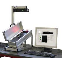 Messgerät zur Dimensionsmessung für Metallproben