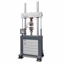 Dauerprüfmaschine / Hochtemperatur / servohydraulisch