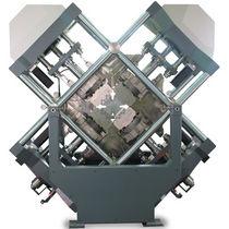 Prüfmaschine für kreuzförmige Proben / Multiparameter / Kompression / Zug