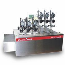 Vicat-Prüfgerät / Vicat-Punkt / Wärmeformbeständigkeitstemperatur / automatisiert