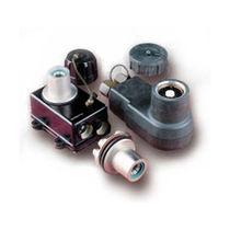 Stromversorgungs-Steckverbinder / Koaxial / Rund / Push-Pull