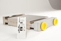Vortex-Kühlplatte / wassergekühlt