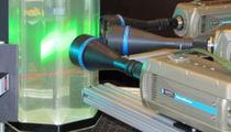 Messgerät für Particle Image Velocimetry (PIV) / Partikel / CCD