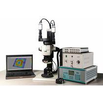 Mikroskop für thermische Analyse / Stereo / Mess / für Labortisch