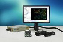 Messgerät für Particle Image Velocimetry (PIV) / Partikel / CCD / Benchtop