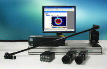 Strömungsvisualisierungssystem mit laserinduzierter Fluoreszenz / PLIF / für Flüssigkeiten